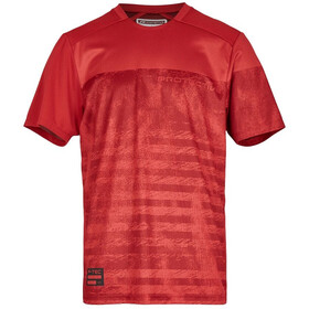 Protective Live & Loud T-Shirt Herren dark red